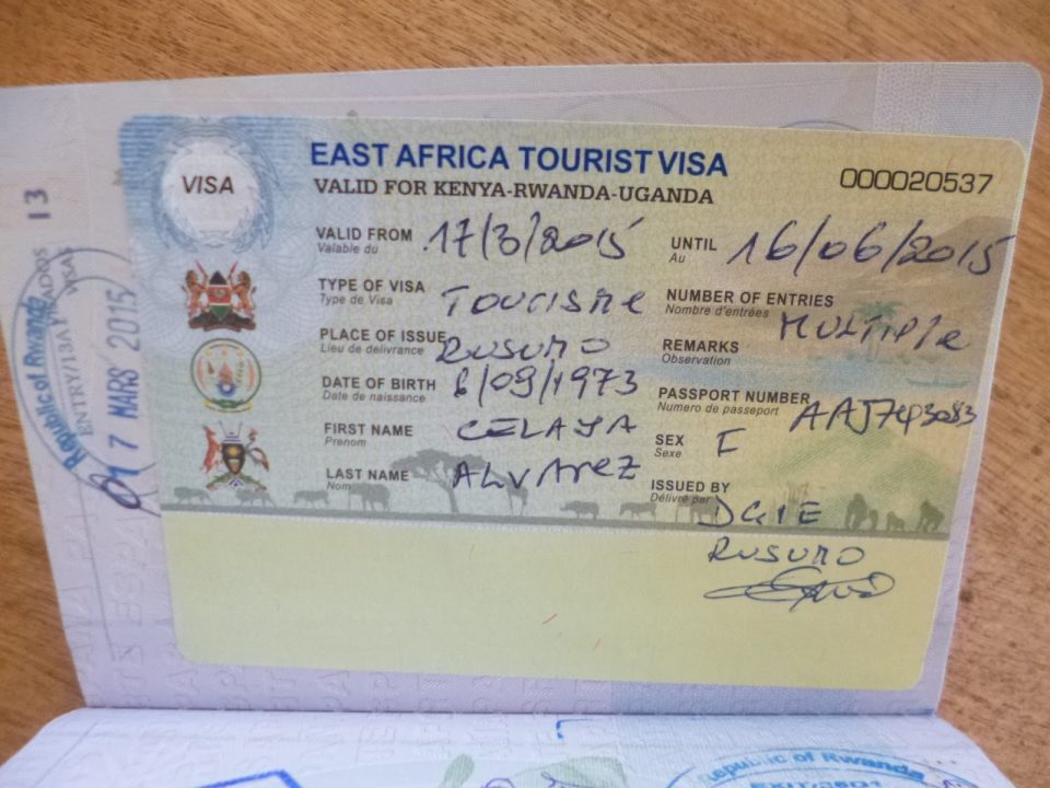 East African Tourist Visa and how to get it